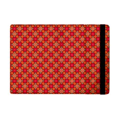 Abstract Seamless Floral Pattern Ipad Mini 2 Flip Cases