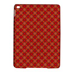 Abstract Seamless Floral Pattern iPad Air 2 Hardshell Cases