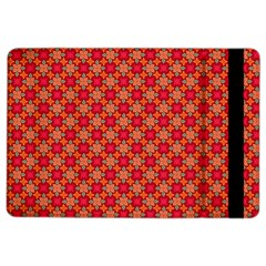 Abstract Seamless Floral Pattern iPad Air 2 Flip