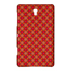Abstract Seamless Floral Pattern Samsung Galaxy Tab S (8 4 ) Hardshell Case