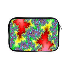 Colored Fractal Background Apple iPad Mini Zipper Cases