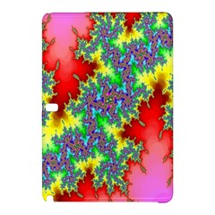 Colored Fractal Background Samsung Galaxy Tab Pro 10.1 Hardshell Case