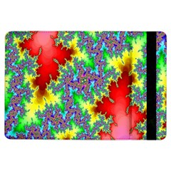 Colored Fractal Background iPad Air Flip