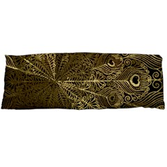 Peacock Metal Tray Body Pillow Case Dakimakura (Two Sides)
