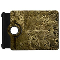 Peacock Metal Tray Kindle Fire HD 7