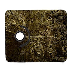 Peacock Metal Tray Galaxy S3 (Flip/Folio)