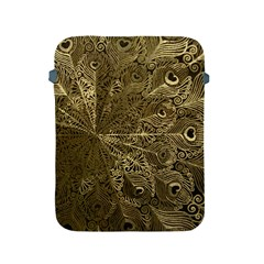 Peacock Metal Tray Apple Ipad 2/3/4 Protective Soft Cases