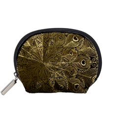 Peacock Metal Tray Accessory Pouches (Small)
