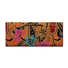 Colorful The Beautiful Of Art Indonesian Batik Pattern Cosmetic Storage Cases
