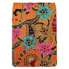 Colorful The Beautiful Of Art Indonesian Batik Pattern Flap Covers (S)