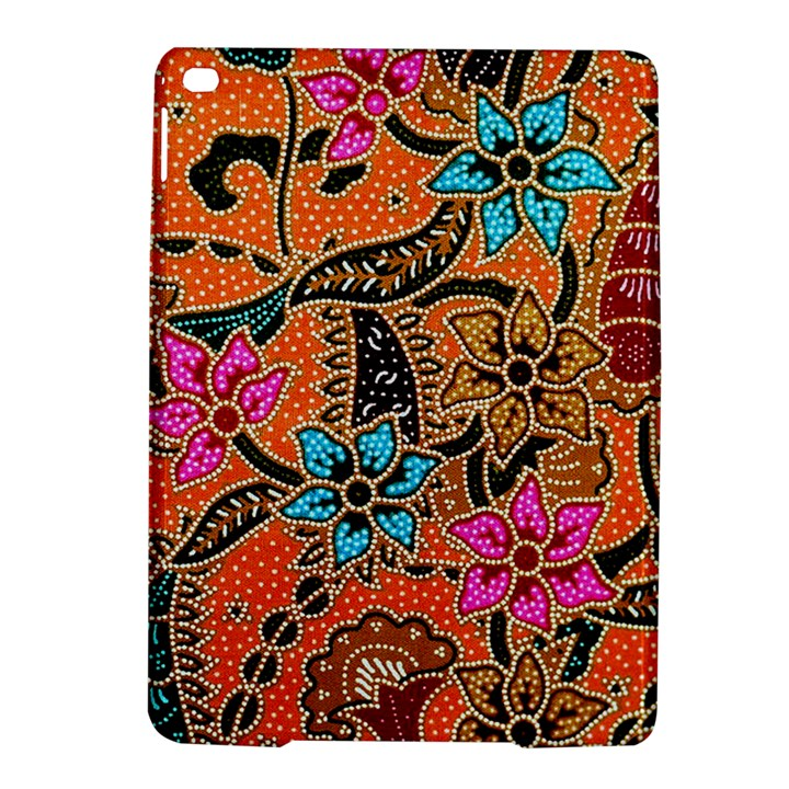 Colorful The Beautiful Of Art Indonesian Batik Pattern iPad Air 2 Hardshell Cases