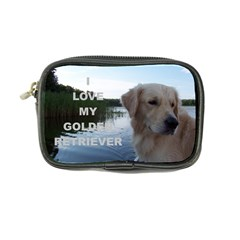Golden Retriver Love W Pic Coin Purse
