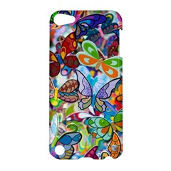 Color Butterfly Texture Apple iPod Touch 5 Hardshell Case