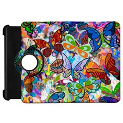 Color Butterfly Texture Kindle Fire HD 7