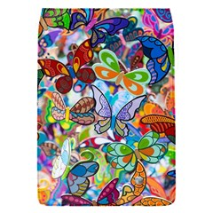 Color Butterfly Texture Flap Covers (S)