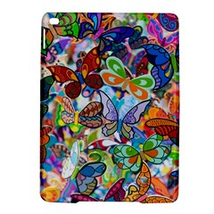 Color Butterfly Texture iPad Air 2 Hardshell Cases