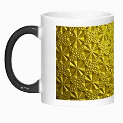 Patterns Gold Textures Morph Mugs