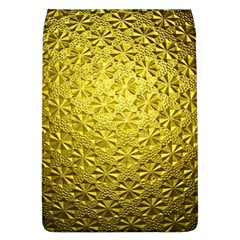 Patterns Gold Textures Flap Covers (L)