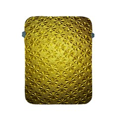 Patterns Gold Textures Apple iPad 2/3/4 Protective Soft Cases
