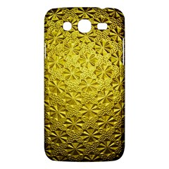 Patterns Gold Textures Samsung Galaxy Mega 5.8 I9152 Hardshell Case