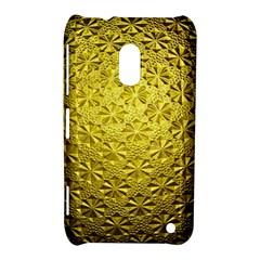Patterns Gold Textures Nokia Lumia 620
