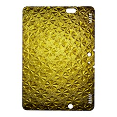 Patterns Gold Textures Kindle Fire HDX 8.9  Hardshell Case
