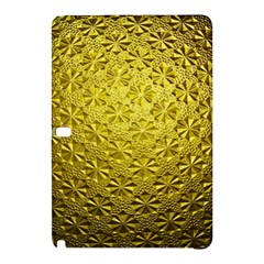 Patterns Gold Textures Samsung Galaxy Tab Pro 10 1 Hardshell Case