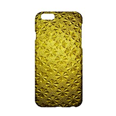 Patterns Gold Textures Apple iPhone 6/6S Hardshell Case