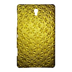 Patterns Gold Textures Samsung Galaxy Tab S (8 4 ) Hardshell Case