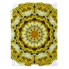 Fractal Flower Apple iPad 3/4 Hardshell Case (Compatible with Smart Cover)