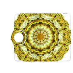 Fractal Flower Kindle Fire HDX 8.9  Flip 360 Case