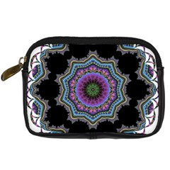 Fractal Lace Digital Camera Cases