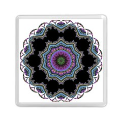 Fractal Lace Memory Card Reader (square)