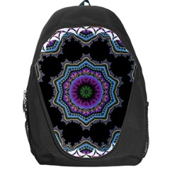 Fractal Lace Backpack Bag