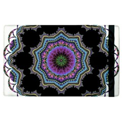 Fractal Lace Apple iPad 3/4 Flip Case