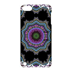 Fractal Lace Apple iPod Touch 5 Hardshell Case with Stand