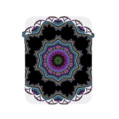 Fractal Lace Apple Ipad 2/3/4 Protective Soft Cases