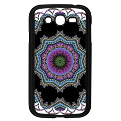 Fractal Lace Samsung Galaxy Grand DUOS I9082 Case (Black)