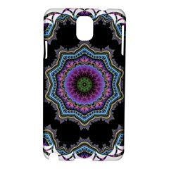Fractal Lace Samsung Galaxy Note 3 N9005 Hardshell Case
