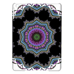 Fractal Lace iPad Air Hardshell Cases