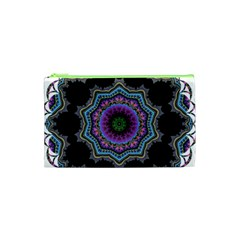 Fractal Lace Cosmetic Bag (xs)
