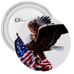 Independence Day United States 3  Buttons