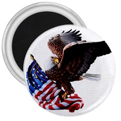 Independence Day United States 3  Magnets