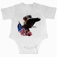 Independence Day United States Infant Creepers