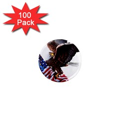 Independence Day United States 1  Mini Magnets (100 Pack)
