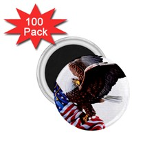 Independence Day United States 1 75  Magnets (100 Pack)