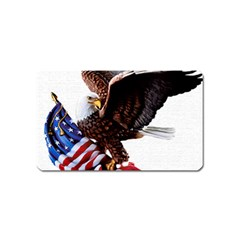 Independence Day United States Magnet (Name Card)