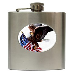 Independence Day United States Hip Flask (6 oz)