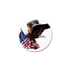 Independence Day United States Golf Ball Marker (4 pack)