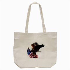 Independence Day United States Tote Bag (Cream)
